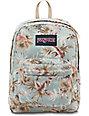 Jansport Super FX Palm Denim Backpack
