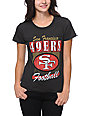 Junk Food 49ERS Black T-Shirt