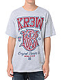 KR3W Champ Heather Grey T-Shirt