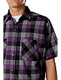 KR3W Seattle Purple Woven Shirt