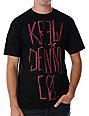 Kr3w Ex-Oh Black t-shirt