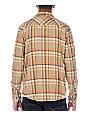 LRG Big Rig Khaki Woven Shirt