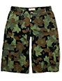 LRG Boys Core Camo Ripstop Cargo Shorts