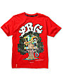 LRG Boys Treehouse Red T-Shirt