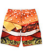 LRG Burgers Board Shorts