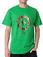 LRG CC Six Green Mens T-Shirt