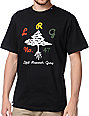 LRG Down From Earth Black T-Shirt