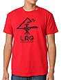 LRG Explore Red T-Shirt