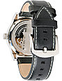 LRG Field And Research Silver & Black Analog Watch