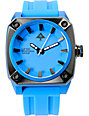 LRG Gauge Blue Analog Watch