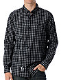 LRG Grass Roots Charcoal Woven Shirt
