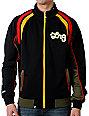 LRG L-R-Tree Black Track Jacket