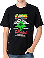 LRG Land For Nature Black T-Shirt