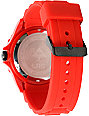 LRG Latitude Red Analog Watch