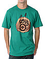 LRG Log Jam Green T-Shirt