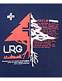 LRG Organic Tactics Navy T-Shirt