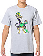 LRG Play Like Champs Grey T-Shirt
