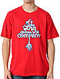 LRG The Lifted Company Red T-Shirt