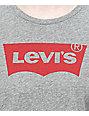 Levi's Batwing Heather Grey T-Shirt