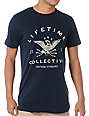 Lifetime Collective Let Spirits Ride Navy T-Shirt