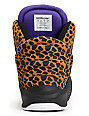 Lil Wayne x Supra SPECTRE Chimera Cheetah & Purple Shoes