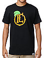 Local Legends Florangerida Black T-Shirt
