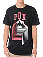 Local Legends PDX Black T-Shirt
