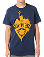 Local Legends The Empire Navy T-Shirt