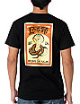 Loser Machine Cobra Black T-Shirt