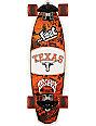 "Lost Texas Longhorns Rocket Mini 28""  Cruiser Complete Skateboard"