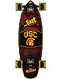 "Lost USC Trojans Rocket Mini 28""  Cruiser Complete Skateboard"