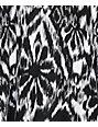 Lunachix Black & White Tribal Kimono