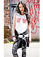 Married To The Mob 100 Muscle Tank Top