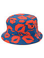 Married To The Mob Kiss Bucket Hat