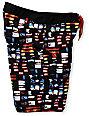 Matix Miller 22 Black Board Shorts