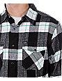 Matix Mofresh White Flannel Shirt