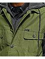Matix Union Trucker Olive & Charcoal Jacket