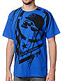 Metal Mulisha Dissolve Blue T-Shirt