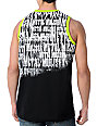 Metal Mulisha Elevate Black Jersey Tank Top