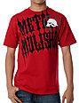 Metal Mulisha Glimpse Red T-Shirt