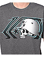 Metal Mulisha Matters Charcoal T-Shirt