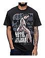 Metal Mulisha Stacked Black T-Shirt