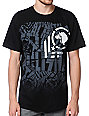 Metal Mulisha Wrapped Black T-Shirt