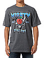 Mighty Healthy Squad Charcoal T-Shirt