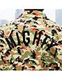 Mighty Healthy chaqueta entrenador camuflada
