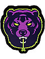 Mishka Assorted Logo Stickers