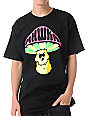 Mishka Death Cap Black T-Shirt