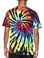 Mishka Lamour Death Adder Tie Dye T-Shirt