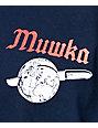 Mishka Universal Grand Order Navy T-Shirt