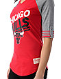 NBA Mitchell and Ness Chicago Bulls Comeback T-Shirt